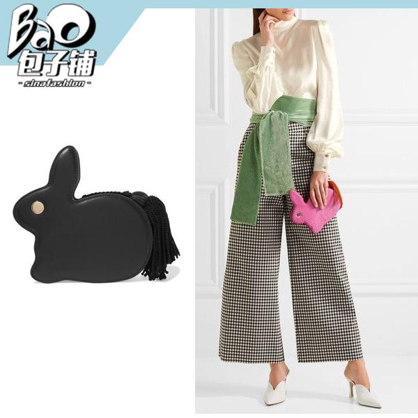 Hillier Bartley的兔子型包包
